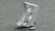 AIP Aluminum Trigger (Type A) for Marui Hi-Capa (Silver/Long)