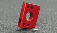 AIP Aluminum Trigger (Type C) for Marui Hi-Capa (Red/Long)