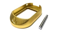 AIP Aluminum Infinity Magwell - Type 3 (Gold)