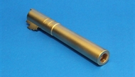 Gunsmith Bros Steel Outer Barrel .40 S&W (Gold)