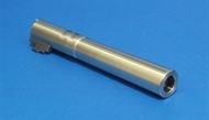 Gunsmith Bros Steel Outer Barrel .40 S&W (Silver)